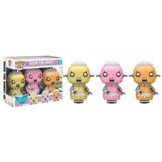 Rosie the Robot (Damaged Box) - Funko Pop Os Jetsons, Figurine Pop, Otaku, Robot, Hello Kitty, Animation, Packing, Shelf, Mint