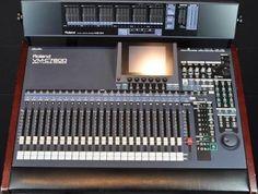 Vendo #Roland #VM C-7200 Mixer, Music Instruments, Audio, Music Production, Musical Instruments, Stand Mixer