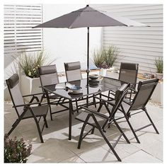 Rattan Garden Furniture Tesco buy bali 6 seater rattan effect patio furniture set - brown at