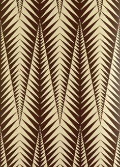 zebracrossing:  [Zebraby Neisha Crosland, via Design*Sponge.] It's a wallcovering called … Zebra. Need I say more?
