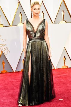 The best-dressed stars at the 2017 #Oscars.