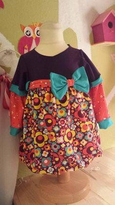einfacher Ballonrock / Kleid mit Ballonrock von Motzmarie