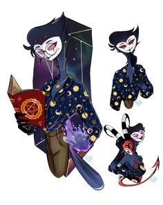 Pelo Anime, Vivziepop Hazbin Hotel, Anime Nerd, Webtoon, Boss, Animation, Fan Art, Manga, Drawings