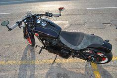 AFTER,PIC#4. 1994 Harley Davidson, ROADROD
