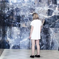 Marble wall-1