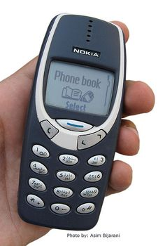 I ll never forget the handy old school nokia Mobile Marketing a12151390