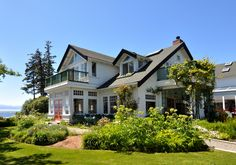 Canada's Loveliest Wedding Venues For 2015 includes the Sooke Harbour House in British Columbia | Weddingbells