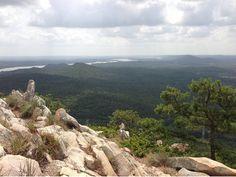 Pinnacle Mountain, Little Rock