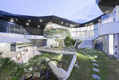 Maison insolite en Corée du Sud