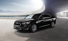 Striking style and taste, it's the 2014 Kia Cadenza. Style et beauté incomparable, voilà la Kia Cadenza 2014  http://www.kia.ca/cadenza/