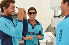 bondi rescue lifeguards having a good laugh