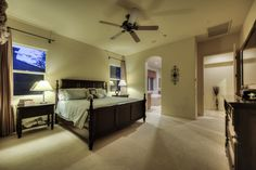 Master Suite.  Grayhawk, Scottsdale Arizona