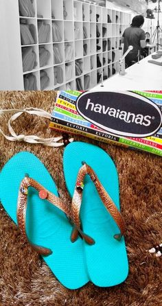 Before and After: Make Your Own Havaianas