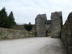 Gatehouse at Lismore Castle