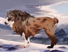 Juniper 22082 by TotemSpirit Fantasy Creatures, Mythical Creatures, Cartoon Dog Drawing, Dog Armor, Wolf Comics, Big Wolf, Wolf Character, Fantasy Wolf, Wolf Design