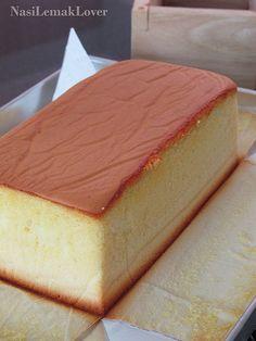 Nasi Lemak Lover: Castella cake 长崎蛋糕, Finally....
