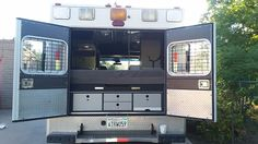 4x4 Ambulance motorhome Conversion | eBay