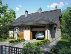 Wizualizacja Mój Dom Rzeżucha CE Home Fashion, Dom, Gazebo, Outdoor Structures, Cabin, House Styles, Outdoor Decor, Home Decor, Two Story Houses