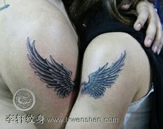 I love wing tattoos anyways:))