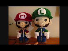 Amigurumi Mario Y Luigi : 1000+ images about Adrian time on Pinterest Sonic the ...