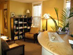 #acupuncture office #acupuncture room   www.healingartshealthcenter.