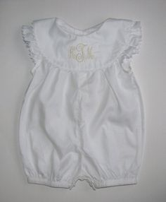 Newborn girl outfit Take me home baby girl outfit by handsmocked, $38.00