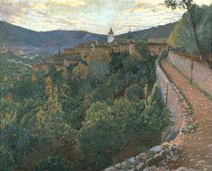 Atardecer, Mallorca 1906