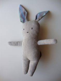 bunny pattern from Martha Stewart