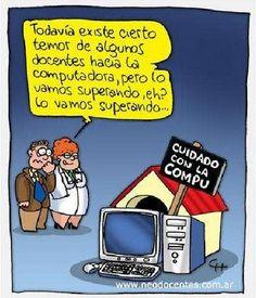 Temor a las TIC
