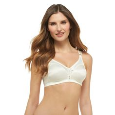 Bali Women's Double Support Wireless Bra 3820