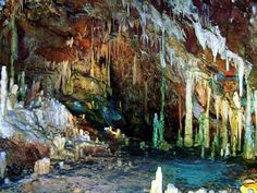Diros Cave, Greece