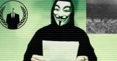 #Anonymous declares war on Islamic State after Paris attacks #war