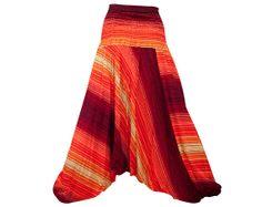 Harem Pants / Baggy Pants / Aladdin Pants / Yoga by AsianCraftShop
