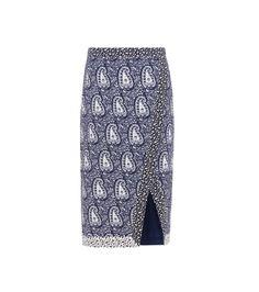 mytheresa.com - Джуд печатных юбка - до колен - юбки - одежда - эксклюзивная модная для женщин / дизайнерская одежда, обувь, сумки