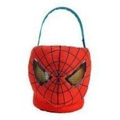 Marvel Spiderman Plush Easter Basket ** To view further for this item, visit the image link. (This is an affiliate link) #Puppets