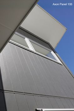 Axon® Panel | James Hardie modern siding