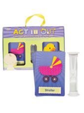 Act It Out Baby Shower Game - Party City