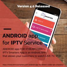 75 Best IPTV Smarters - Apps For IPTV images in 2019 | App, Apps, Coding