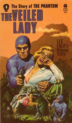 #4: The Veiled Lady