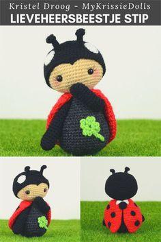 Lees verder over het Haakpatroon Lieveheersbeestje Stip . Diy Crochet Toys, Crochet Animals, Free Crochet, Crochet Hats, Bunny Blanket, Crochet Monkey, Crochet Butterfly, Special Kids, Crochet World