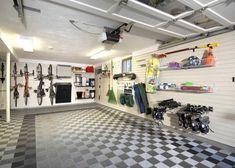 Deavita voudrait vous donner quelques idées et astuces concernant l' aménagement de garage pour le garder bien rangé et organisé.Poursuivez votre lecture et