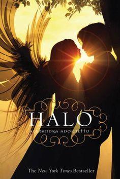 Read Halo (Halo Trilogy) children book by Alexandra Adornetto . I Love Books, Great Books, Books To Read, My Books, Book Nerd, Book 1, The Book, Halo Halo, Science Fiction
