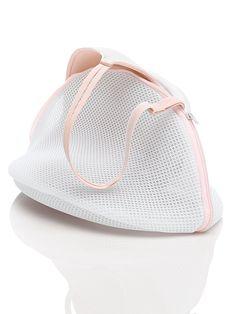Material Lingerie Bag: Spacer 3D - Cores: preto / Branco / Rosa Orquídea / Azul Indigo / Pink / Marinho / Vermelho / Dusty Grey, dentre outras.