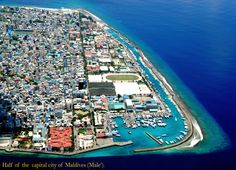 Enjoy Visiting Male The Capital Of Maldives | Tourist Places