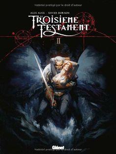 Le Troisième Testament, tome 2: Matthieu ou le visage de l'ange de Xavier Dorison http://www.amazon.fr/dp/2723426599/ref=cm_sw_r_pi_dp_uuMowb19K423D