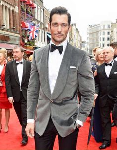 D. At the Olivier Awards 2016