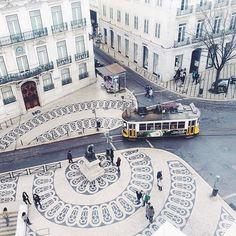 Ancho del Chiado, Lisboa
