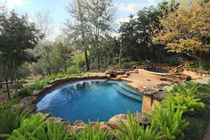 1000 Images About Pools Backyard On Pinterest Above