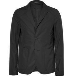 Jil Sander - Black Slim-Fit Cotton Blazer