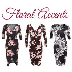Fall Winter, Autumn, Special Occasion, Feminine, Search, Day, Floral, Collection, Style